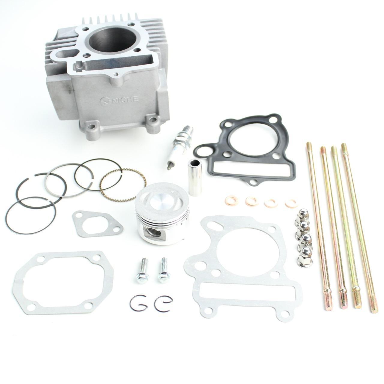 Cylinder Piston Gasket Stud Top End Kit 2007-2016 Polaris